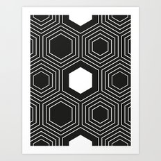 HEXBYN2 Art Print