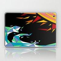 Sun and Wave Laptop & iPad Skin