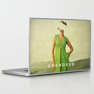 Laptop & iPad Skin featuring Grandeur by Frank Moth