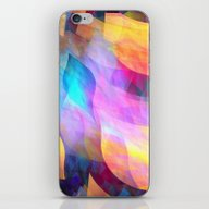 Colourful Abstract With … iPhone & iPod Skin