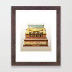 dayton Framed Art Print