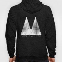 Twin Peaks, WA (White Lodge) Hoody