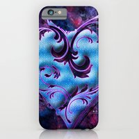 iPhone & iPod Case featuring Heart Design by Mr D's Abstract Adventures
