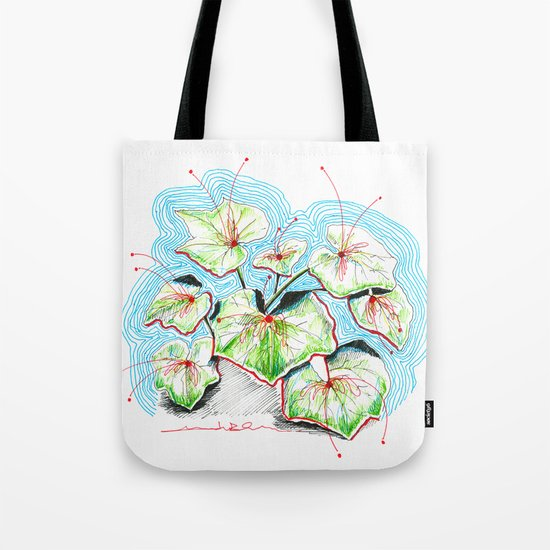 Plenty of Plants Tote Bag