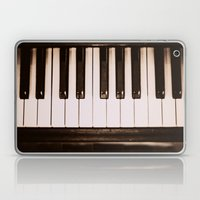 Piano Keys Laptop & iPad Skin