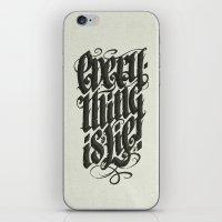 Everything... iPhone & iPod Skin