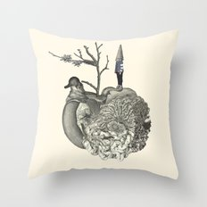 Lima. World. Throw Pillow