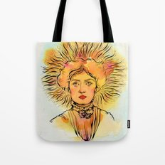 Leo (Zodiac series) Tote Bag