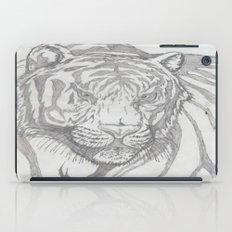 large tiger iPad Case