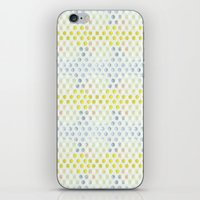 Polka dots iPhone & iPod Skin