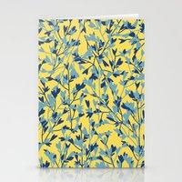 HEARTS PLANTATION [yellow] Stationery Cards