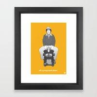 Steven #5 (Cameo One Shot) Framed Art Print