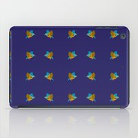 Bird Pattern iPad Case