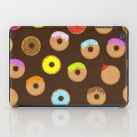 Donuts iPad Case