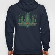 The Crown Of Cthulhu Hoody