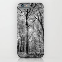 The Forest Sketch iPhone 6 Slim Case