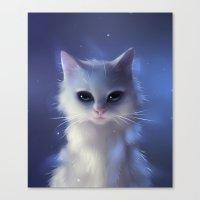 Yang Aura Canvas Print