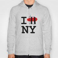 I love New York Hoody