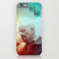 iPhone & iPod Case featuring Breaking Bad by Crazy Thoom