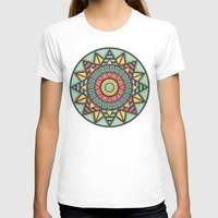 aztec T-shirts featuring Aztec by Phlauder