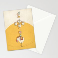 circus 001 Stationery Cards