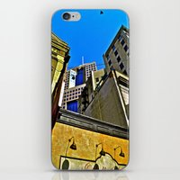 Look Up. iPhone & iPod Skin