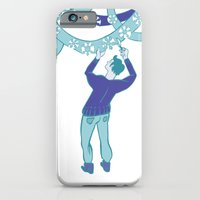 iPhone & iPod Case featuring Winter Celebration by Susana Carvalhinhos