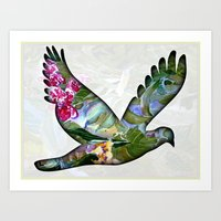 Peace For Peace Art Print