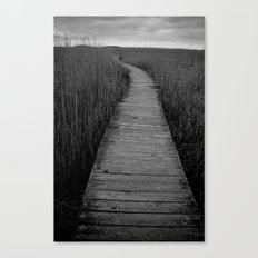 Another Path Canvas Print
