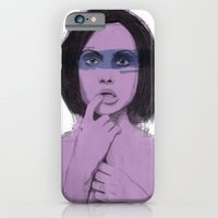 iPhone & iPod Case featuring Bereft by Lowercase Industry
