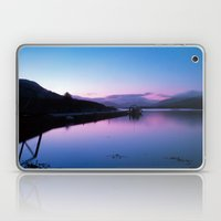 Loch Leven Sunset Laptop & iPad Skin