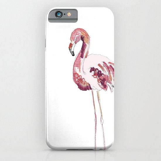 Flamingo iPhone & iPod Case