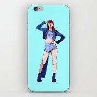 Girl's Day Min-ah iPhone & iPod Skin