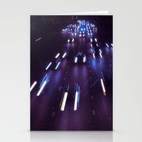 (purp)xSTREETZ(2) Stationery Cards