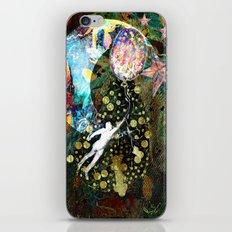 Night Flight iPhone & iPod Skin