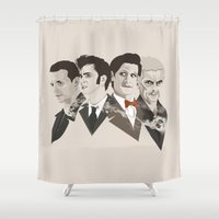 Regenerations Shower Curtain