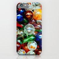 Glass Balls iPhone 6 Slim Case