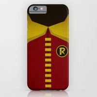 iPhone & iPod Case featuring Robin by robin