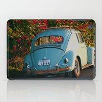 Punch Bug iPad Case