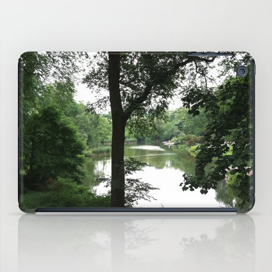 Central Park iPad Case