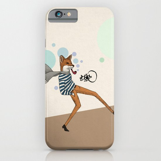 foxtrot iPhone & iPod Case
