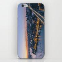 Porto from Serra do Pilar. iPhone & iPod Skin