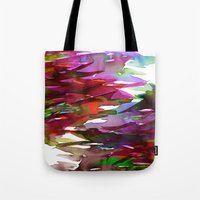 FERVOR 3 Colorful Bold A… Tote Bag