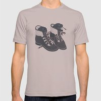 Moray Heels Mens Fitted Tee Cinder SMALL