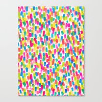 Color Joy Canvas Print