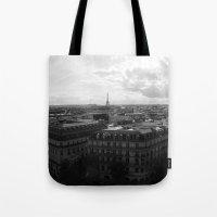 Love Atop Lafayette Tote Bag