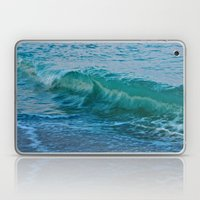 Crashing Wave at Dusk Laptop & iPad Skin