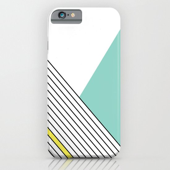 MINIMAL COMPLEXITY iPhone & iPod Case