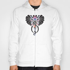 Asian Elephant Hoody