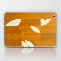 Yellow Stamp Laptop & iPad Skin